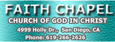 Faith Chapel SD